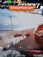 Nfs Prostreet 08 theme screenshot
