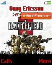 Battlefield 2 SpecialForce es el tema de pantalla