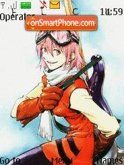 FLCL theme screenshot