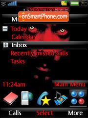 Snoop's Bones theme screenshot