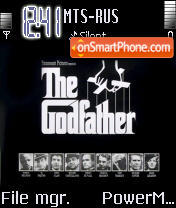 The Godfather V1 theme screenshot