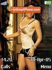 Hilary Duff 16 es el tema de pantalla