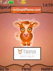 Taurus 01 tema screenshot