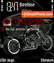 SpeedDemon 240 yI theme screenshot