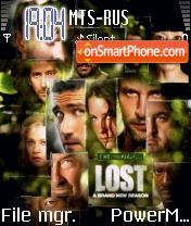 Lost New Version es el tema de pantalla