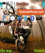 Mtb theme screenshot