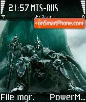 Frozen Throne#3 es el tema de pantalla
