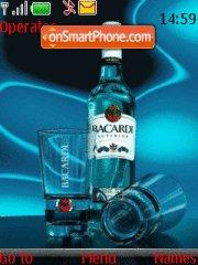 Bacardi 04 theme screenshot