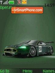 Aston Martin Dbr9 01 tema screenshot
