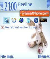 Zayac rrg theme screenshot