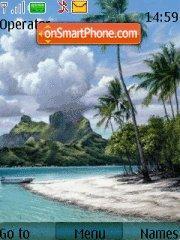 Beach Theme-Screenshot