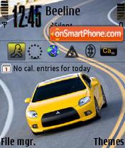 Eclipse GTS theme screenshot
