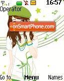 I like music es el tema de pantalla