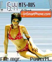 Bipasha Basu es el tema de pantalla