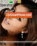Tanushree Dutta theme screenshot