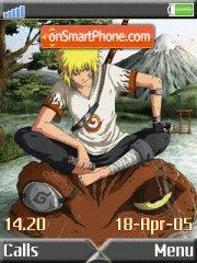 Naruto uzumaki-2 es el tema de pantalla
