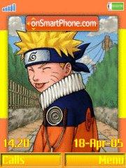 Naruto uzumaki-3 es el tema de pantalla