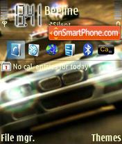 MW theme screenshot