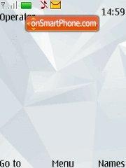 Nseries Crystal theme screenshot