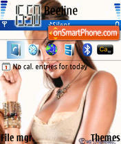 Eva Mendes 06 theme screenshot