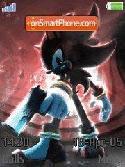 Shadow The Hedgehog theme screenshot