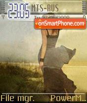 The Beach 02 es el tema de pantalla