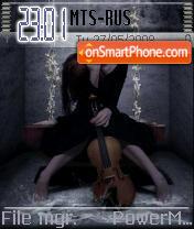 Скриншот темы Violin