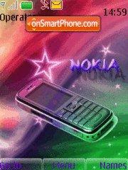 Nokia Smart 01 theme screenshot