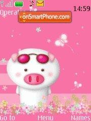Piggy theme screenshot