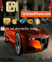 BMW M1 theme screenshot