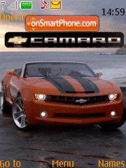 Chevrolet Camaro 01 Theme-Screenshot