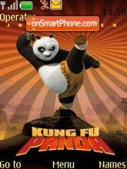 Kung Fu Panda theme screenshot