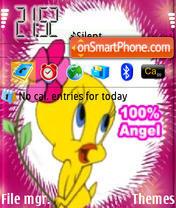 Скриншот темы Angel 100%