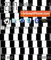 Optical theme screenshot