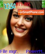 Aish Karthick theme screenshot