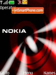 Скриншот темы Nokia Theme