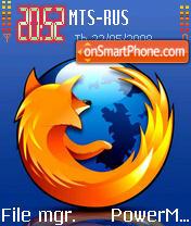 Firefox 12 theme screenshot