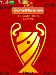 Champions League 03 theme screenshot