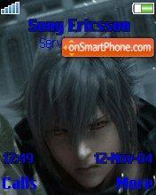 Final Fantasy Saga theme screenshot