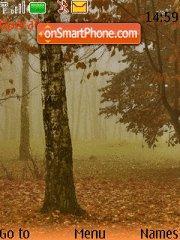 Autumn Tree theme screenshot