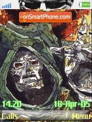 MF Doom meets Dr Doom es el tema de pantalla