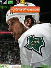 Mike Modano theme screenshot