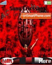 Milan es el tema de pantalla