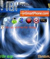 Stylish tema screenshot