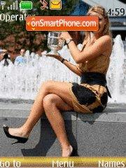 Sharapova 2009 es el tema de pantalla