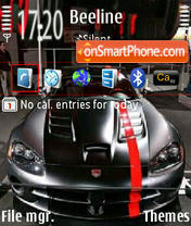 Car Themes theme screenshot