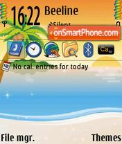 Summer 03 theme screenshot