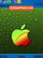 Applelogo theme screenshot