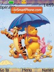 Скриншот темы Pooh