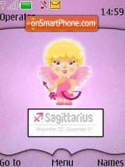 Sagittarius 01 tema screenshot